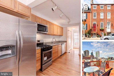 404 Exeter Street S, Baltimore, MD 21202 - MLS#: 1000312470