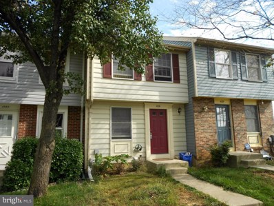 4331 Isleswood Terrace, Burtonsville, MD 20866 - MLS#: 1000312620
