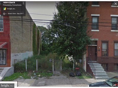 1838 N 22ND Street, Philadelphia, PA 19121 - MLS#: 1000312648