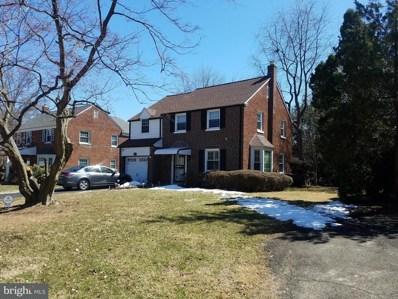 7529 Oak Lane Road, Elkins Park, PA 19027 - MLS#: 1000312810