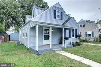3463 Yorkway, Baltimore, MD 21222 - MLS#: 1000313210