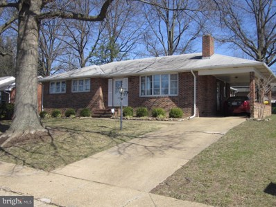 6589 Englewood Road, Linthicum Heights, MD 21090 - MLS#: 1000313524