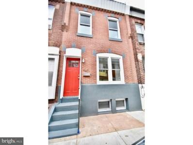 1940 Dudley Street, Philadelphia, PA 19145 - MLS#: 1000313667