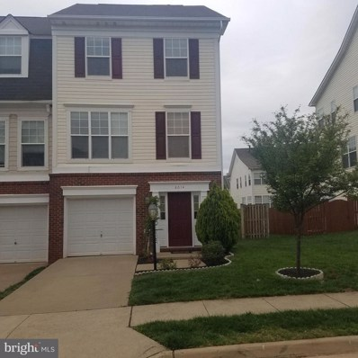 8014 Duck Pond Terrace, Manassas, VA 20111 - MLS#: 1000314074
