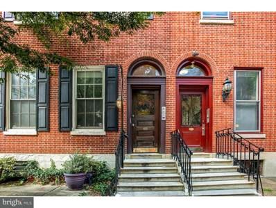 1215 Spruce Street UNIT 102, Philadelphia, PA 19107 - MLS#: 1000314655