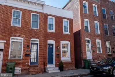 604 Rose Street S, Baltimore, MD 21224 - MLS#: 1000314696