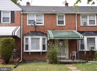 1242 Winston Avenue, Baltimore, MD 21239 - MLS#: 1000314732