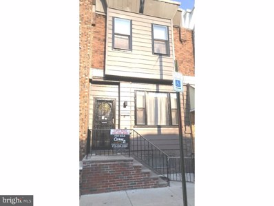 2627 S 11TH Street, Philadelphia, PA 19148 - #: 1000314831