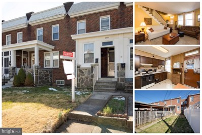 6755 Woodley Road, Baltimore, MD 21222 - MLS#: 1000314920