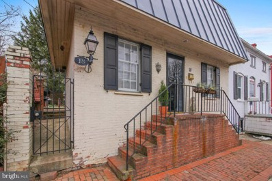 18 Jefferson Street, Frederick, MD 21701 - MLS#: 1000315054