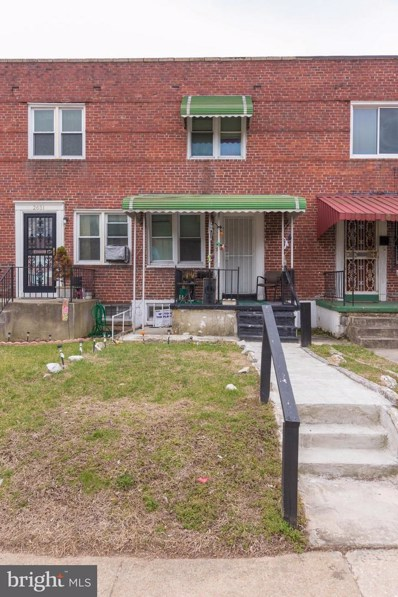 2633 Lafayette Avenue, Baltimore, MD 21216 - MLS#: 1000315102