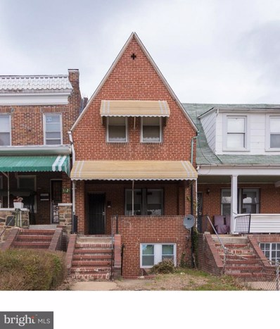 3122 Presstman Street, Baltimore, MD 21216 - MLS#: 1000315120