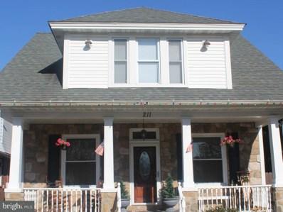 211 Woodside Avenue, Reading, PA 19609 - MLS#: 1000315622
