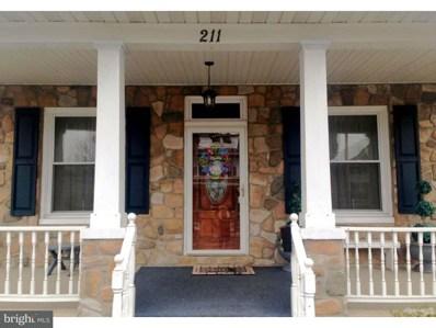 211 Woodside Avenue, Reading, PA 19609 - MLS#: 1000316490