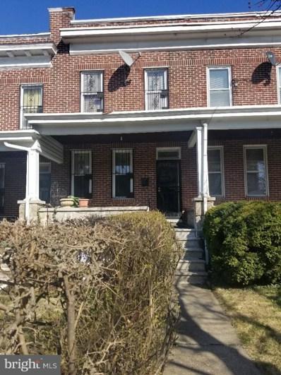 2307 Longwood Street, Baltimore, MD 21216 - MLS#: 1000316554