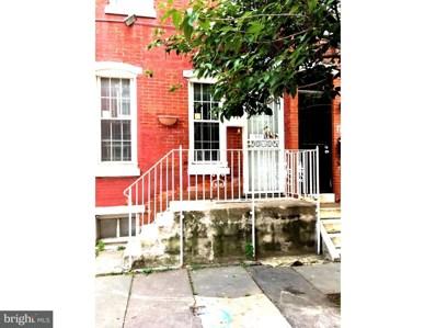 1706 Arlington Street, Philadelphia, PA 19121 - MLS#: 1000316721