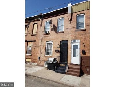 1526 S Taney Street, Philadelphia, PA 19146 - MLS#: 1000317428