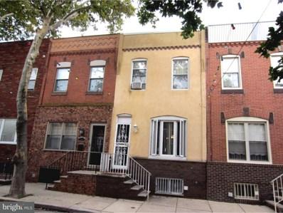 2351 S Woodstock Street, Philadelphia, PA 19145 - MLS#: 1000317547