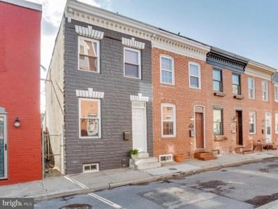 1401 Cooksie Street, Baltimore, MD 21230 - MLS#: 1000318816