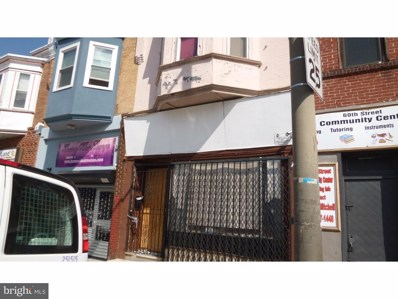 261 S 60TH Street, Philadelphia, PA 19139 - MLS#: 1000319233