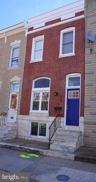 237 Bouldin Street, Baltimore, MD 21224 - MLS#: 1000319550