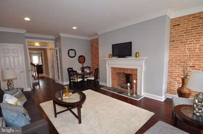 110 Washington Street, Baltimore, MD 21231 - MLS#: 1000320082