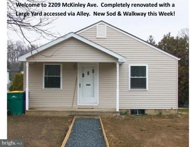 2209 McKinley Avenue, Reading, PA 19609 - MLS#: 1000320110