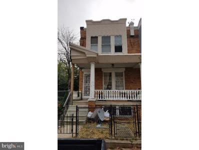 535 S Redfield Street, Philadelphia, PA 19143 - MLS#: 1000320475