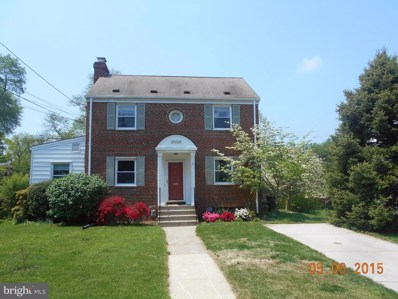 10010 Quinby Street, Silver Spring, MD 20901 - MLS#: 1000320860