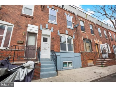 1634 S Taney Street, Philadelphia, PA 19145 - MLS#: 1000321165