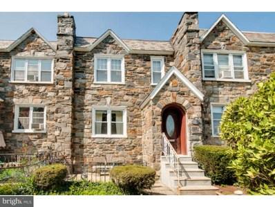 5715 Wyndale Avenue, Philadelphia, PA 19131 - MLS#: 1000321245