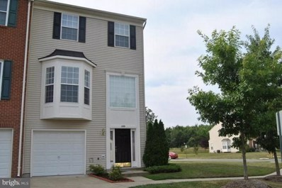 100 Langley Court, Stafford, VA 22554 - MLS#: 1000321744
