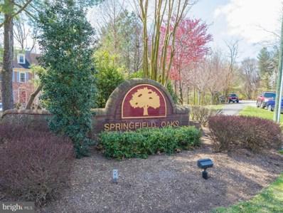 8499 Springfield Oaks Drive, Springfield, VA 22153 - MLS#: 1000322184