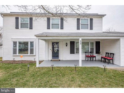 33 Peacock Lane, Willingboro, NJ 08046 - MLS#: 1000322228