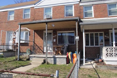 878 Jaydee Avenue, Baltimore, MD 21222 - #: 1000322302