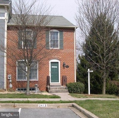 2413 Dunmore Court, Frederick, MD 21702 - MLS#: 1000322746