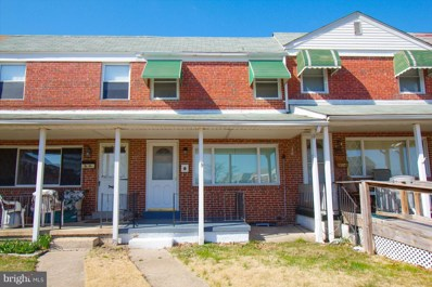 856 Jeannette Avenue, Baltimore, MD 21222 - MLS#: 1000324026
