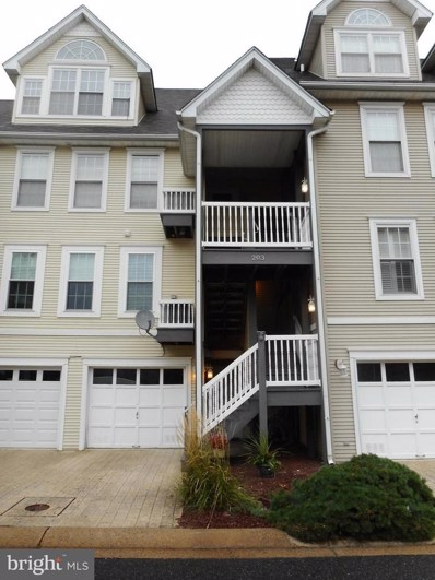 203 Seneca Way UNIT B, Havre De Grace, MD 21078 - MLS#: 1000325052
