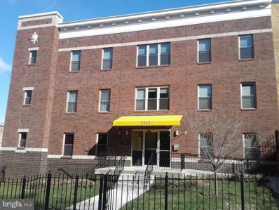 1343 Clifton Street NW UNIT 101, Washington, DC 20009 - MLS#: 1000325374