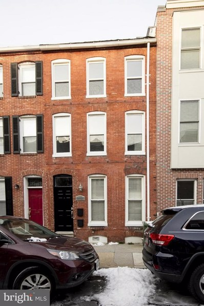 1114 William Street UNIT 2, Baltimore, MD 21230 - MLS#: 1000325424