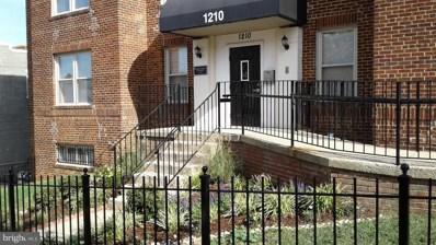 1210 Holbrook Terrace NE UNIT 203, Washington, DC 20002 - MLS#: 1000325922