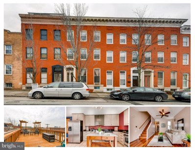 2037 Baltimore Street E UNIT 2037, Baltimore, MD 21231 - MLS#: 1000326266