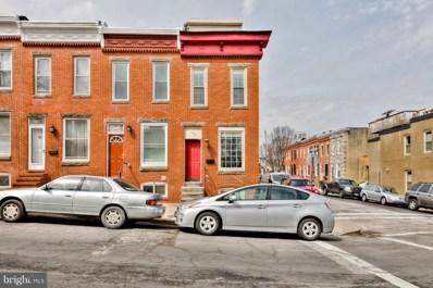 1400 Webster Street, Baltimore, MD 21230 - MLS#: 1000326448