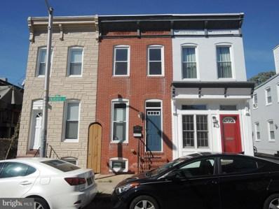 10 Heath Street, Baltimore, MD 21230 - MLS#: 1000326674