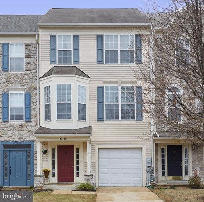 5718 Goldfinch Court, Ellicott City, MD 21043 - MLS#: 1000326982