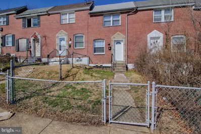 3822 10TH Street, Baltimore, MD 21225 - MLS#: 1000327000