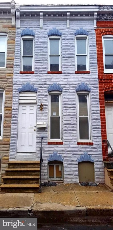 1304 Sargeant Street, Baltimore, MD 21223 - MLS#: 1000327034