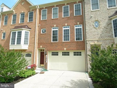 1604 Regent Manor Court, Silver Spring, MD 20904 - MLS#: 1000327074