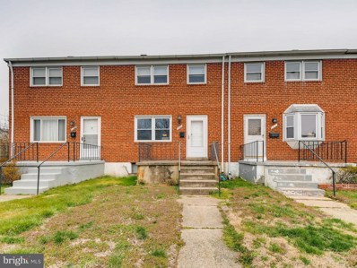 1521 Nicolay Way, Essex, MD 21221 - MLS#: 1000327080