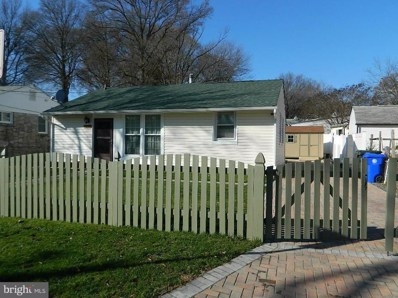 9606 52ND Avenue, College Park, MD 20740 - MLS#: 1000327138